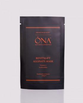 Відновлювальна Альгінатна Маска преміум ТМ ÓNA, REVITALIFT Alginate mask