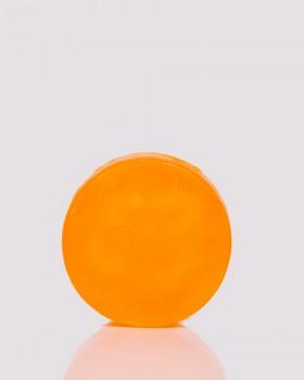 Апельсинове мило з люфою 2в1 ТМ ÓNA, ORANGE SOAP WITH LUFF 2-in-1